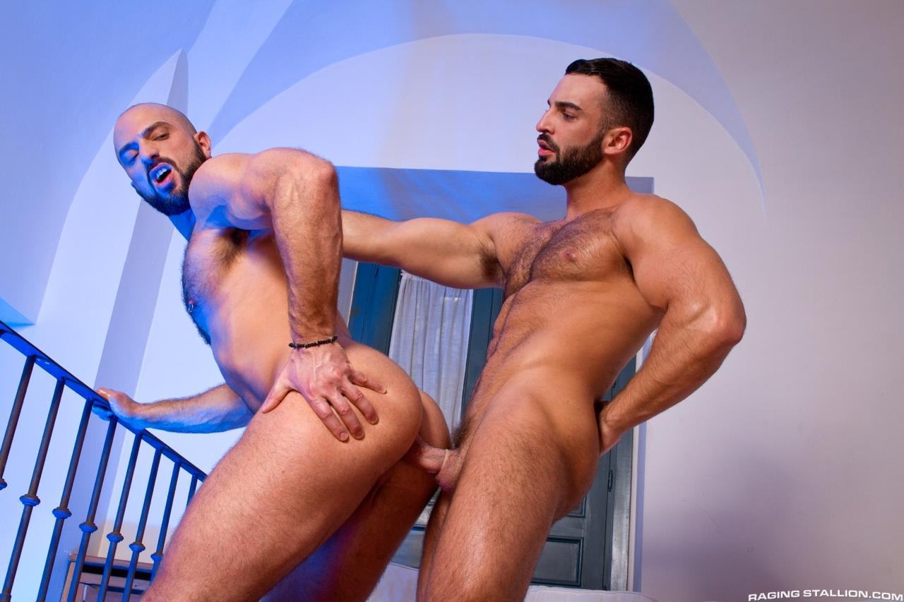 Raging Stallion Abraham Al Malek and Bruno Boni Big Cock Arab Fucking Hairy Muscle Hunks Amateur Gay Porn 09 Big Uncut Cock Arab Fucking A White Hairy Muscle Hunk