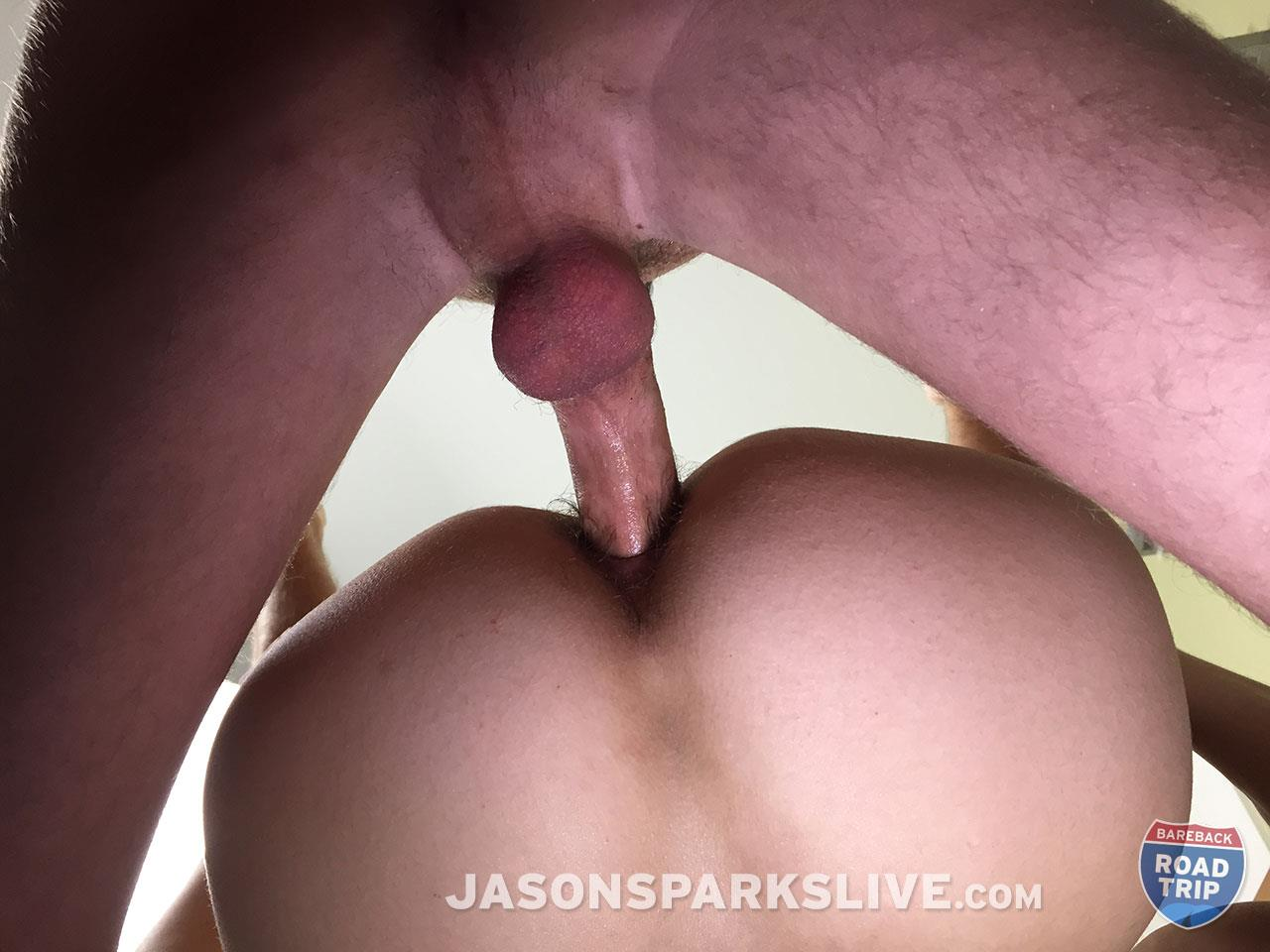 Jason-Sparks-Live-Travis-Stevens-and-Chad-Porter-Farmboy-Gets-Barebacked-By-A-Twink-Amateur-Gay-Porn-15 Travis Stevens Barebacking A Farm Boy From Topeka Kansas
