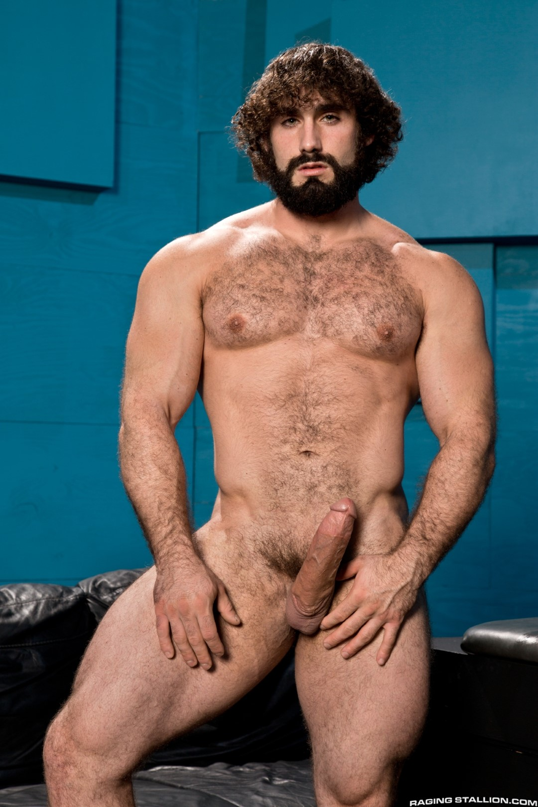 Hairy Muscle Jocks