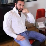 Hardkinks Jessy Ares and Martin Mazza Hairy Alpha Male Amateur Gay Porn 13 150x150 Hairy Muscle Alpha Male Dominates His Coworker