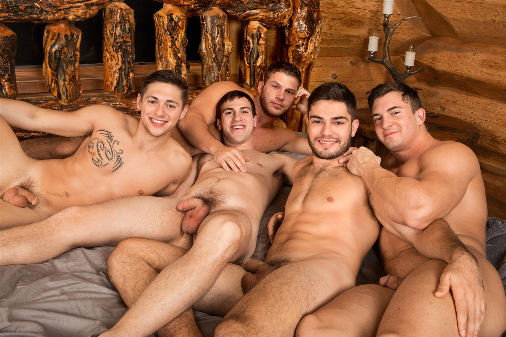 Sean Cody Winter Getaway Day 1 Big Dick Hunks Fucking Bareback Amateur Gay Porn 08 Sean Cody Takes The Boys On A 8 Day Bareback Winter Getaway