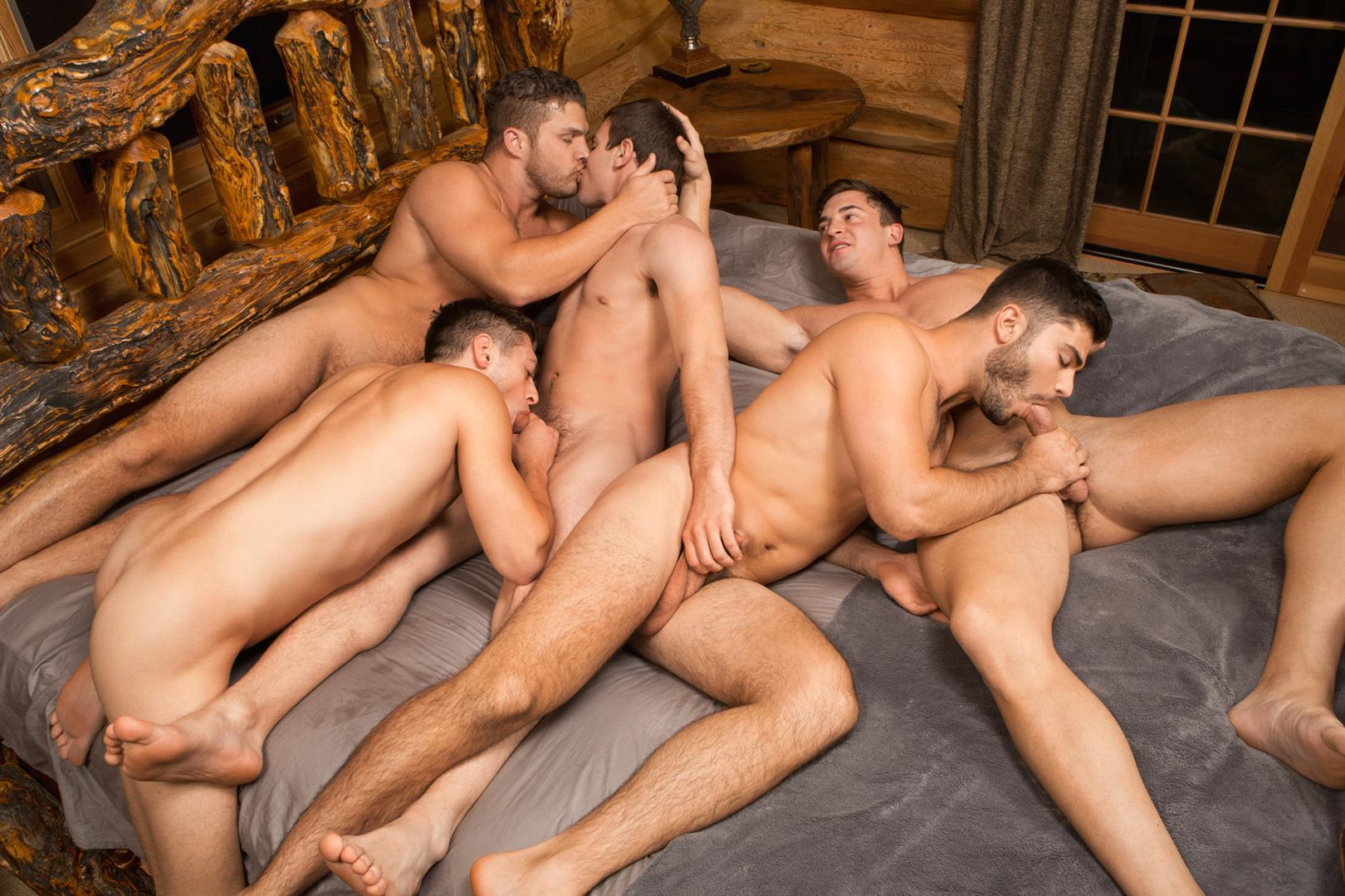 Sean Cody Winter Getaway Day 1 Big Dick Hunks Fucking Bareback Amateur Gay Porn 09 Sean Cody Takes The Boys On A 8 Day Bareback Winter Getaway