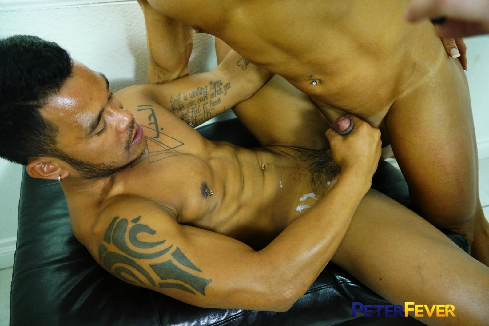 Peter-Fever-Shen-Powers-and-Trevor-Northman-Big-Asian-Dicks-Fucking-12 Horny Asian Guys Tickle, Suck And Fuck Each Other Silly